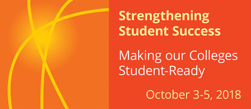 2018 Strengthening Student Success Conference